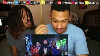Ramengvrl   CA$HMERE (Official MV) (Explicit) (CC) Reaction Video