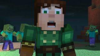 Minecraft: Story Mode - Tricky Puzzles (17)
