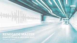 MAD M.A.C vs Jamis - Renegade Master (Dimitri Vegas & Like Mike Edit)