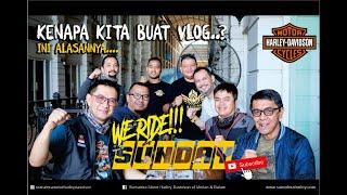 HARLEY-DAVIDSON VLOG MEDAN-INDONESIA #1