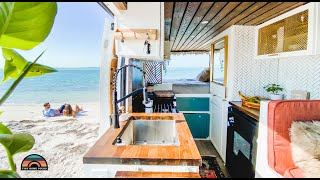 Gorgeous Promaster Camper Van - Ditching Rent For Tiny House Life