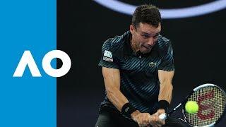 Roberto Bautista Agut V Andy Murray Match Highlights (1R)   Australian Open 2019