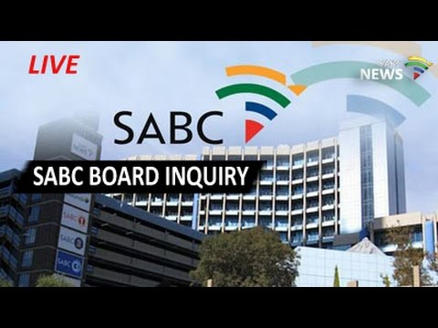 SABC Inquiry deliberating on its draft report, 24 January 2017