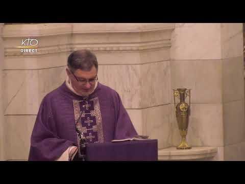 Laudes et Messe du 18 février 2021 à Notre-Dame de la Garde