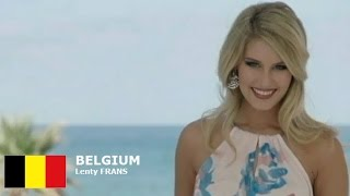 Lenty Frans Contestant from Belgium for Miss World 2016 Introduction