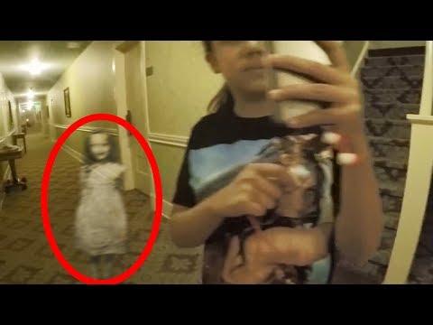 5 Ghosts Caught On Camera - Poltergeist