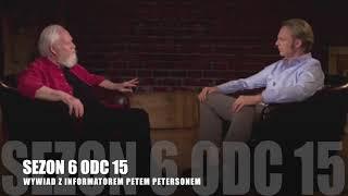 Sezon 6 Odcinek 15 – Wywiad z informatorem Petem Petersonem