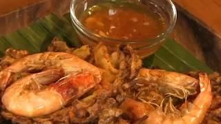Ukoy Recipe - Filipino Shrimp & Vegetable Fritters