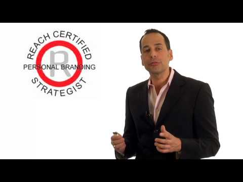 Reach Personal Branding Certification - YouTube