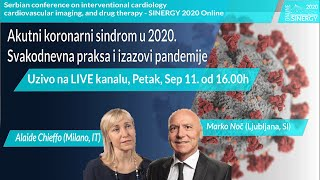SINERGY 2020 – ACS in 2020: Routine practice Vs. pandemic challenges