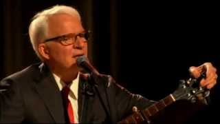 Steve Martin with the Steep Canyon Rangers - Daddy Played the Banjo (Official)