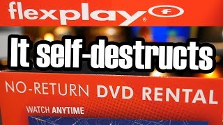 Flexplay: The Disposable DVD that Failed (Thankfully)