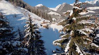 """""""Lechnerhof"""" Luttach - Ahrntal Valley - South Tyrol - Italy / Cinematic FPV 4K"""