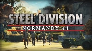 Steel Division Normandy 44 STEAM cd-key