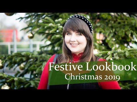 Festive Christmas Lookbook 2019 Gr.44 / XL Plussize / Curvy