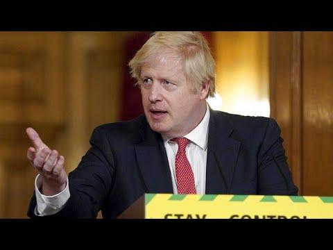 Μ. Βρετανία: Σύγχυση με το διάγγελμα Τζόνσον