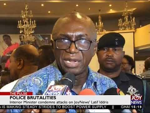 Police Brutalities - The Pulse on JoyNews (19-4-18)