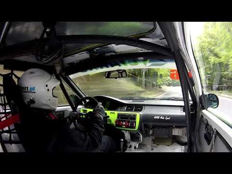 GSMP Sopot 2019 - Arkadiusz Borczyk - Honda Civic VTi - ONBOARD