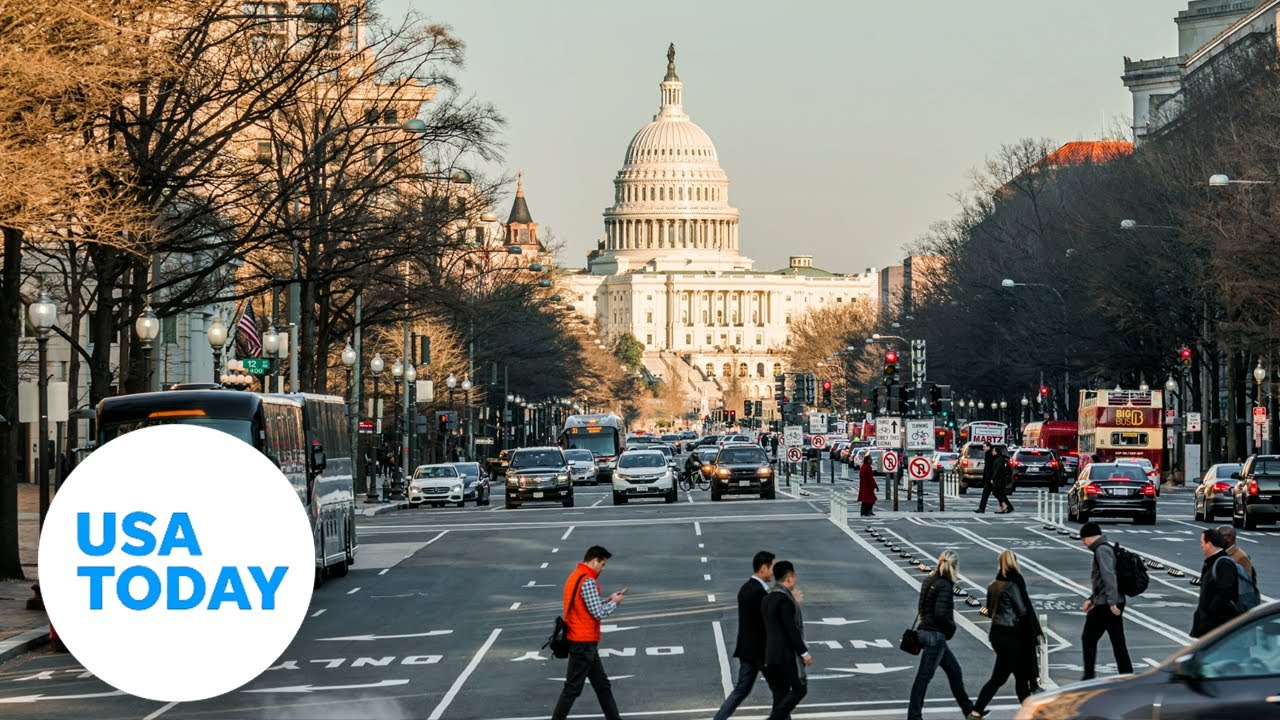 Federal government shutdown prevented as Congress passes financing costs U.S.A. TODAY thumbnail