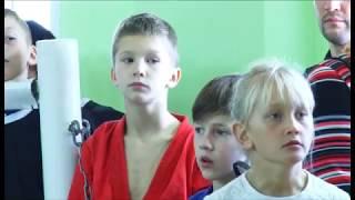 Секция  бокса  поселка Шерегеш обрела свой спортивный зал