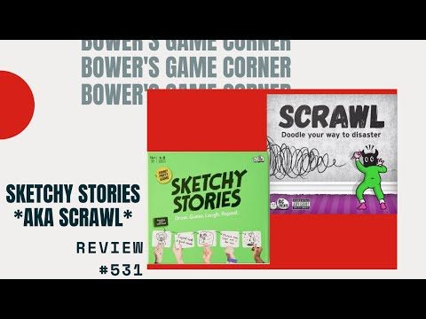 Bower's Game Corner: Scrawl Review *NSFW*