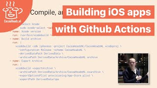 Building iOS apps with Github Actions, Jeroen Leenarts (English)
