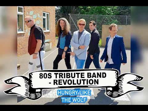 80s Tribute Band - Revolution Video
