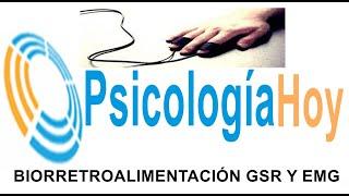 GSR y EMG biorretroalimentación - Juan Manuel Rodríguez Jiménez