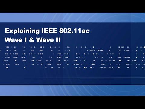 Explaining 802.11ac (IEEE) Wave I and Wave II