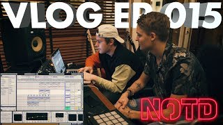"NOTD Vlog: Episode 015   "" I Wanna Know"" (feat. Bea Miller) Production Tutorial"
