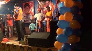preview picture of video 'Proclamacion comunidad Lapachal alto marcial rengifo ejecutivo seccional de yacuiba TPT'