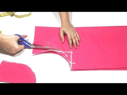 आर्म होल की कटिंग कैसे करें || how to cut armhole perfectly with useful tips