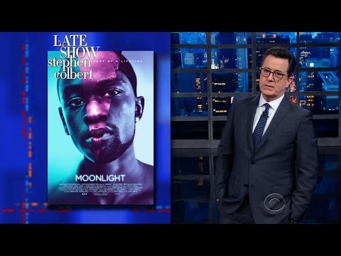Stephen Recaps Best Picture Nominees (Based On Their Poster)