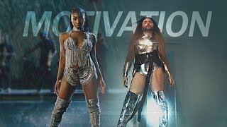 """Normani   """"Motivation"""" ― OFFICIAL CHOREO   DANCE COVER By Karel"""