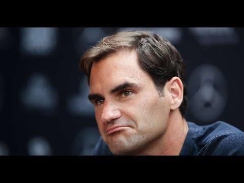 Roger Federer äussert sich zu Nike-Vetragsgerüchten