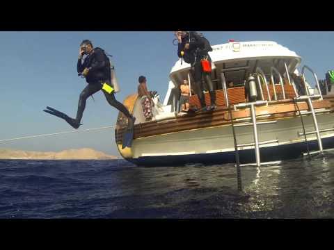 "Tauchsafari ""Best of Red Sea"" im November 2014"