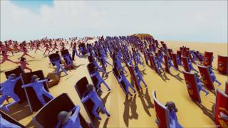 30: BITVA U THERMOPYL! | Totally Accurate Battle Simulator #6