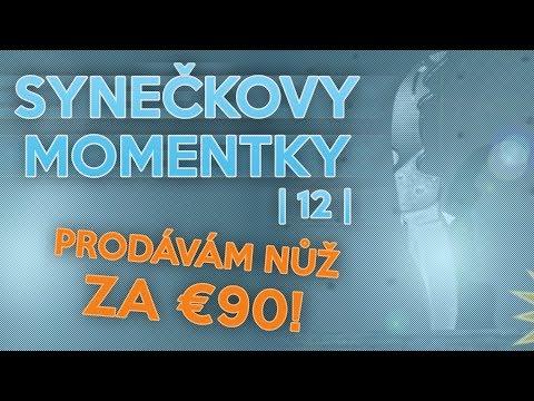 PRODÁVÁM NŮŽ ZA €90!   Synečkovy Momentky #12