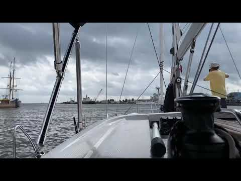 Sailing Lessons - YouTube