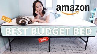 Best Budget Bed Under $100 – Zinus Smartbase Bedframe & Inofia Mattress (2 Month Review)