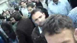 preview picture of video 'Siria, Damasco, Duma, Manifestación contra Bashar al Asad en el dia del Orgullo 25/03/2011'