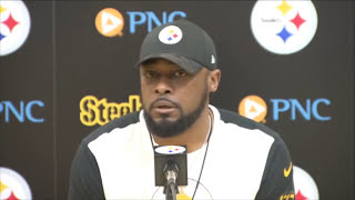 Steelers: Mike Tomlin puts Terry Bradshaw in his place!