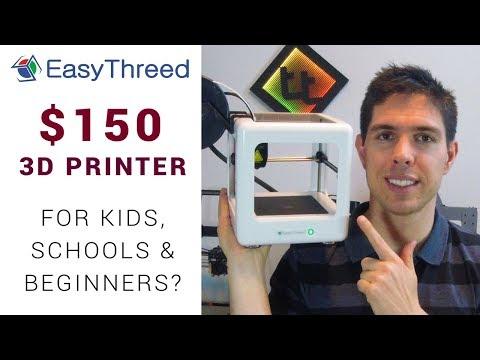 Easythreed Nano review – Surprisingly good starter 3D printer