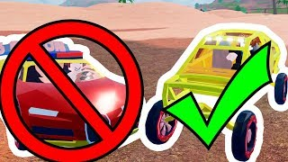 DUNE BUGGY is the NEW FASTEST VEHICLE??? | Roblox Jailbreak