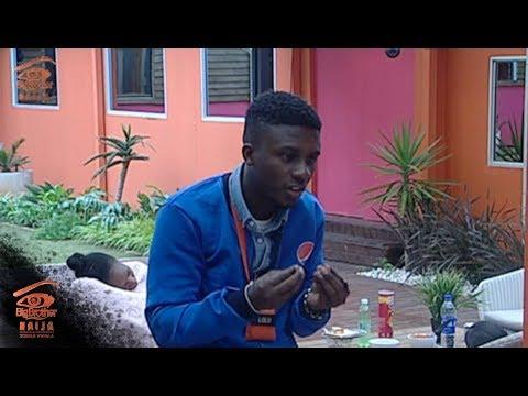 Big Brother Double Wahala Day 75: Alex Annoyance