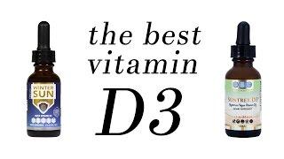 Winter Sun™ & Suntrex D3™ - The best vitamin D3 liquid supplement formulated by Dr. Edward Group
