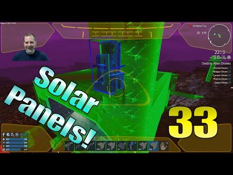 Tips and tricks for solar-powering your base  EMPYRION