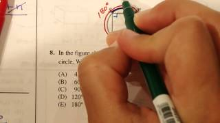 SAT Math Practice Test Section 2 7 to 9