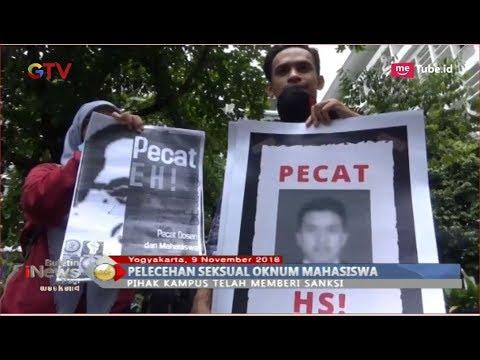 Dugaan Pelecehan Seksual Mahasiswa Saat KKN, Ini Kata Rektor UGM - BIP 10/11