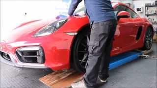 Spotless Detailing Porsche cayman GTS Paint protection Film